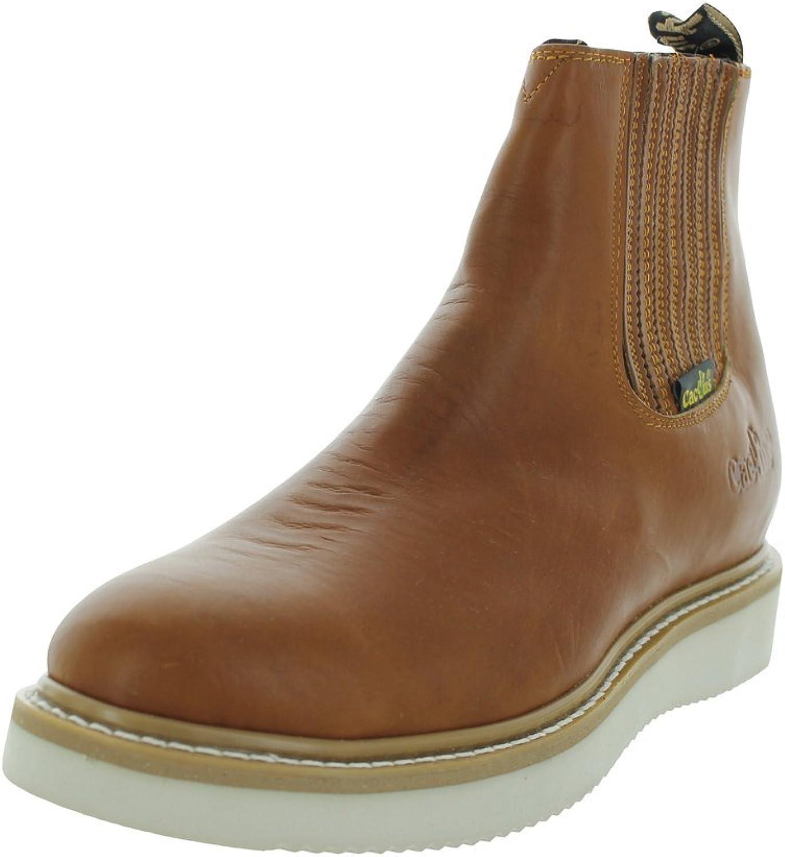 Cactus Men's 7  7611 Honey Wellington Boot