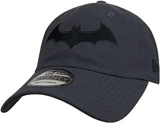 Batman Hush Logo 9Twenty Adjustable Hat Grey
