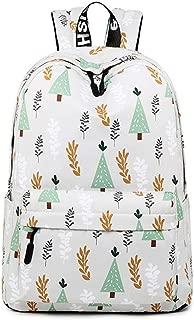 Girls School Backpack Cute Adorable Kids Backpack Elementary Dot Bookbag (Color : Clear)