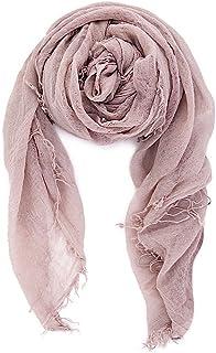 Chan LUU NEW Adobe Rose Cashmere & Silk Soft Scarf Shawl Wrap