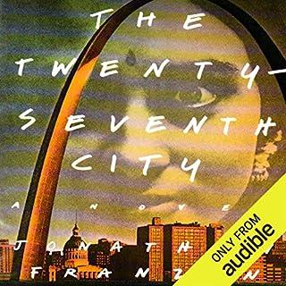 The Twenty-Seventh City audiobook cover art