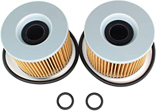 USPEEDA 2X Oil Filter O-Rings for Yamaha FZX700 FZ750 FZX750 FZR1000 FJ1100 FJ1200 XJR1200 XJR1300