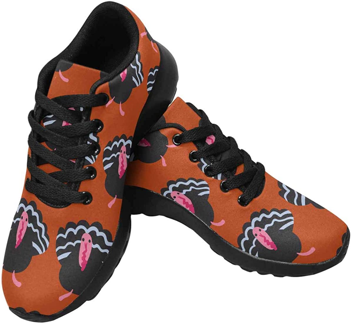 InterestPrint Women's Running Shoes Lightweight Non-Slip Breathable Walking Shoes (US6-US15)