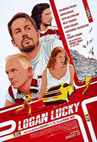 La Suerte De Los Logan [Blu-ray]