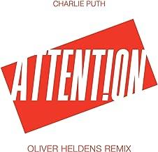 attention charlie puth remix