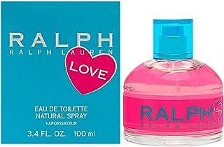 Ralph Lauren Ralph Love Eau de Toilette Spray for Women, 3.4 Ounce