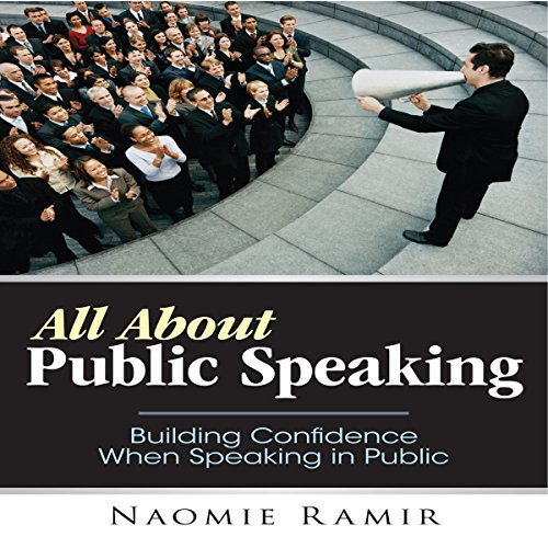All About Public Speaking audiobook cover art