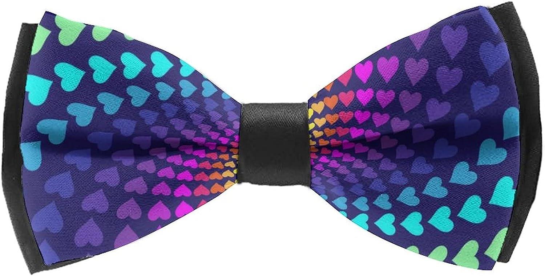 Self Bowtie For Men/Boys Fashion Neck Tie For Men Cravat Wedding Party