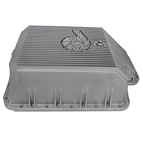 Black Powder Coated; Replaces 6L3Z-7A194-A, 6L3Z7A194A APDTY 103956 Automatic Transmission Oil Pan Fits Select 1992-2014 Ford Lincoln Mercury Vehicles with 4r70W or 4R75W Transmission