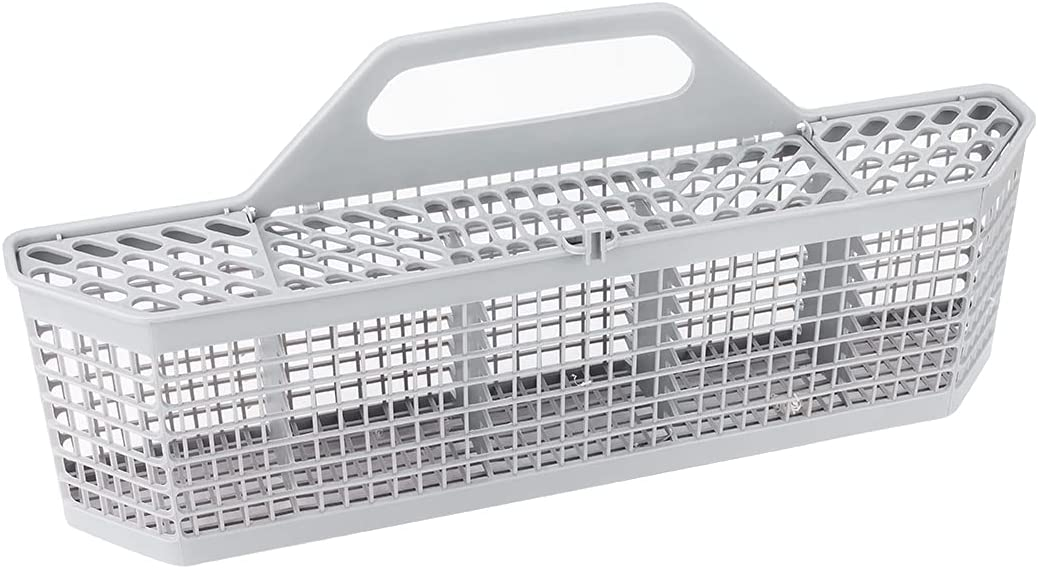 WD28X10128 Dishwasher Silverware Basket Compatible Spring new work Tampa Mall one after another with Dishw GE