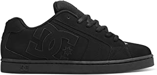 DC Men's Net M Shoe Leather Sneakers