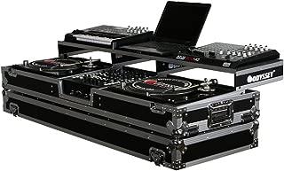 Odyssey FZGSPDJ12W Remixer Glide Turntable Coffi Reguar 12 Inch DJ Mixer Coffin