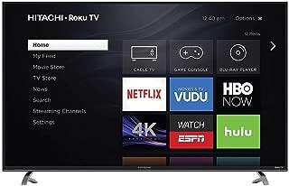 """Hitachi 50"""" Class 4K UHD Roku Smart LED TV – 50R8"""