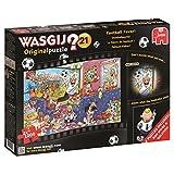 Jumbo - Puzzle Wasgij Original 21 Football Fever! 2 x 1000 Piezas (617408)