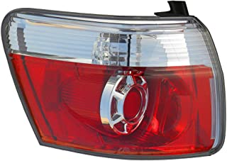 2008 gmc acadia tail light