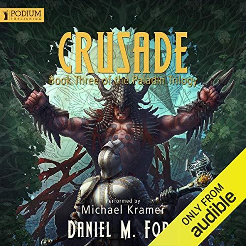 Crusade cover art
