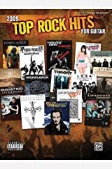 2009 Top Rock Hits for Guitar Kindle Edition