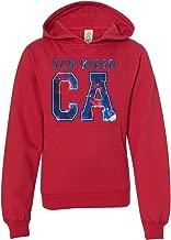 San Diego CA Nebula Premium Youth Sweatshirt Hoodie