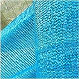 XIAOYAN Toldos 90% Sun Shade Fabric para Pergola Cover Porch Vertical Screen Blue Tamaños Personalizados Disponibles (Tamaño : 4×50m)