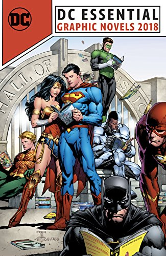 DC Essentials Catalog 2018 (DC Comics Essentials) (English Edition ...
