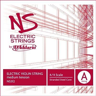 D'Addario NS Electric Violin Single