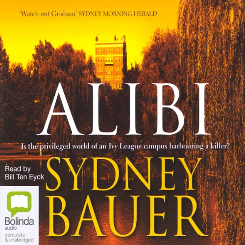 Alibi cover art