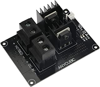 TRIGORILLA ANYCUBIC DC 24V Hotbed Driver Board Power Module, MOS Tube Module for Heated Bed Ultrabase of Chiron 3D Printer