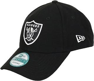 New Era Men's The League 9Forty Oakland Raiders Official Team Colour Baseball Cap