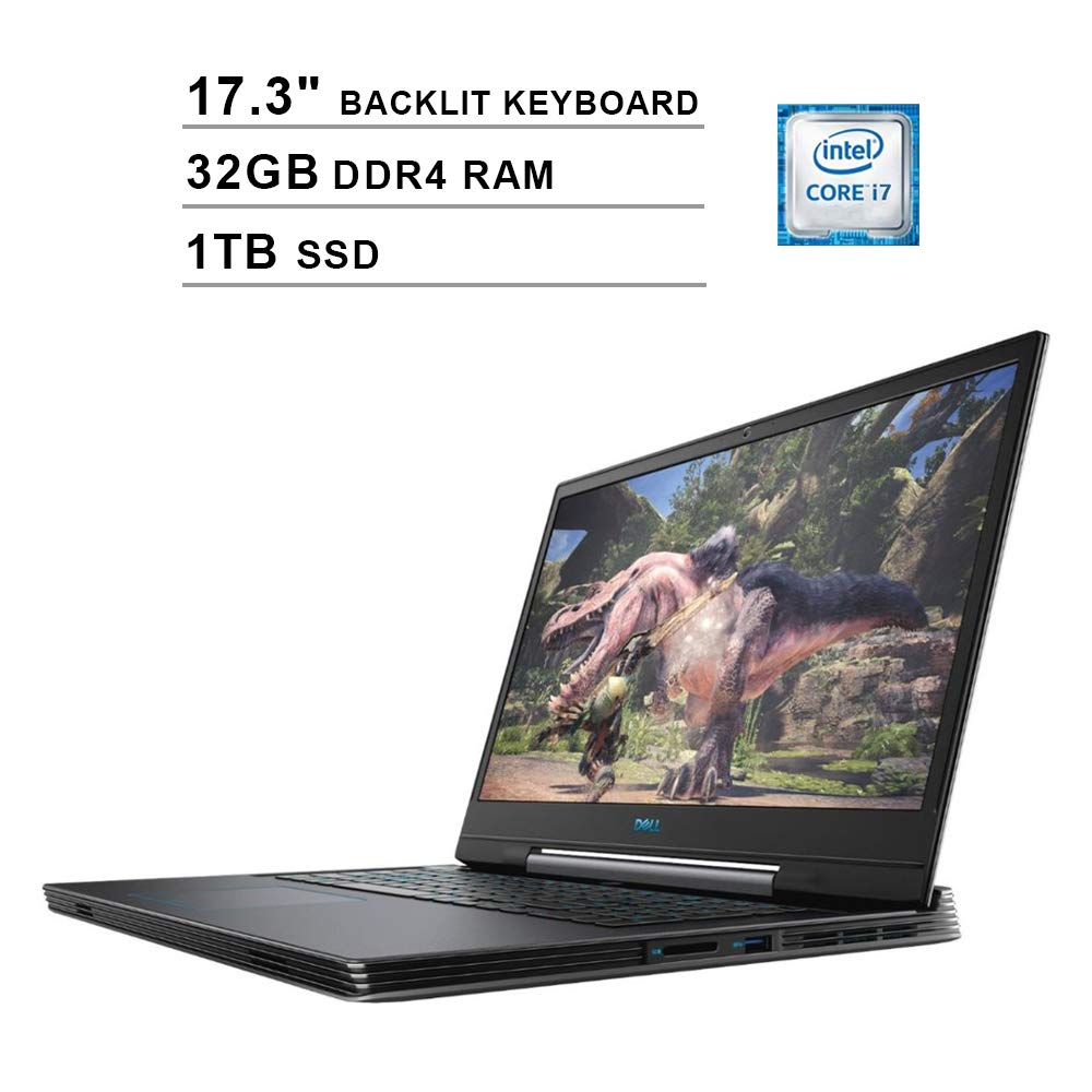 Dell i7 9750H GeForce Backlit Windows