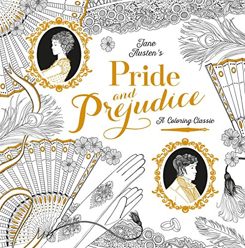 Pride and Prejudice: A Coloring Classic (DOUBLEDAY BOOKS)