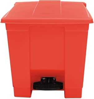 rubbermaid 6143 step on container