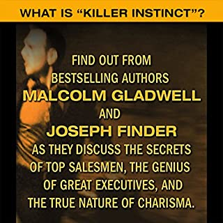 A Conversation with Joseph Finder and Malcolm Gladwell audiobook cover art