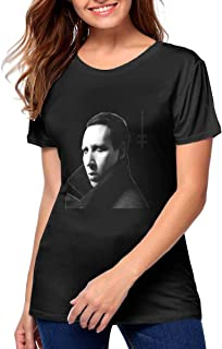 Classic Heaven Upside Down T Shirts for Women Great Match with Jeans,Pants,Leggings,Shorts