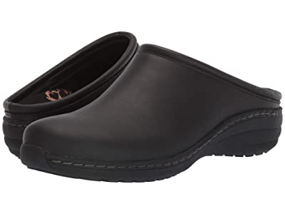 Aetrex Robin (Black Oiled) Women