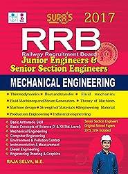 RRB Books 2019 - JE (Mechanical)