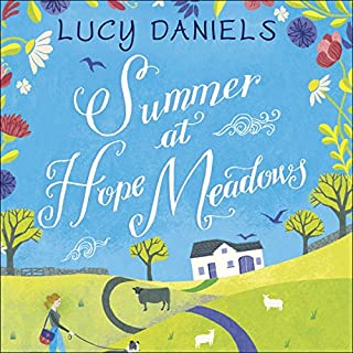 Summer at Hope Meadows cover art
