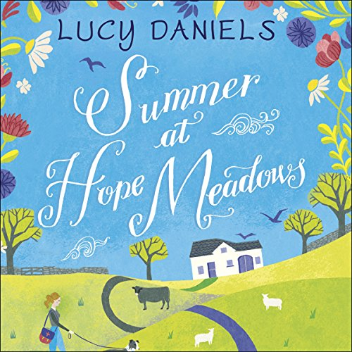 Couverture de Summer at Hope Meadows