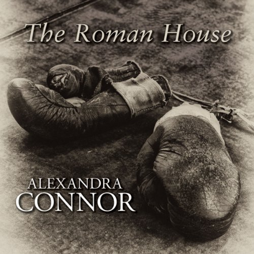 The Roman House audiobook cover art