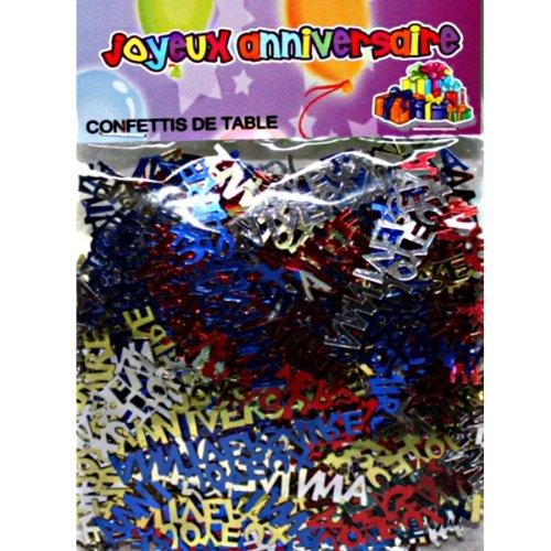 Confettis de table \
