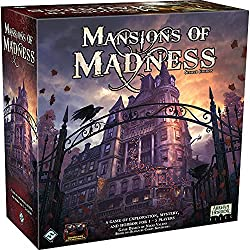 mansions of madness second edition box