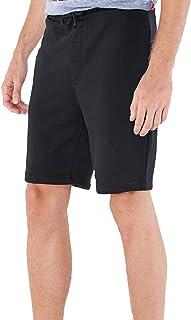 Brave Soul Mens Jersey Fleece Jogging Sweat Loungewear Shorts (Tarley) (S-XL)