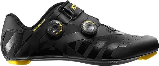 Mavic Cosmic Pro - Zapatillas - Negro Talla del Calzado UK 8 | EU 42 2019