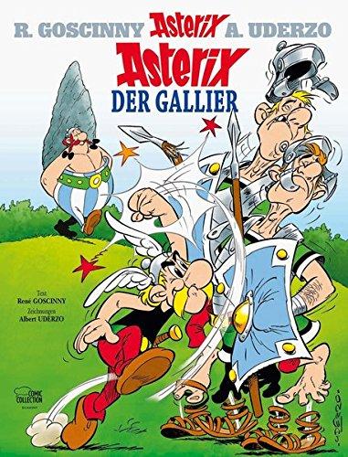 alle asterix hefte