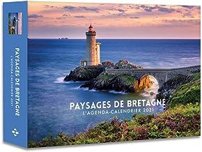 Livres L'Agenda-calendrier Paysages de Bretagne 2021 PDF