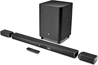 JBL 5.1-Channel 4K Ultra HD Soundbar with Wireless Subwoofer BAR 5.1