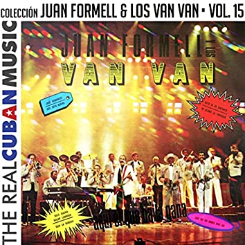 Colección Juan Formell y Los Van Van, Vol. XV (Remasterizado)
