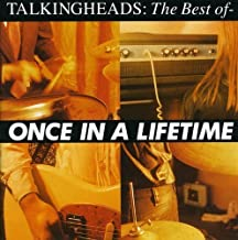 Once In A Lifetime by TALKING HEADS (2000-05-09)
