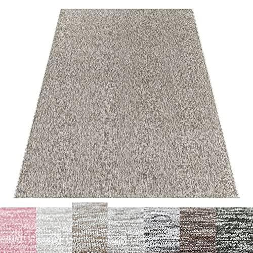 Alfombras De Habitacion Pelo Corto Beige alfombras de habitacion  Marca SIMPEX