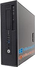 HP デスクトップPC 600G1/MS Office 2019/Win 10/Core i7-4770/HDMI/WIFI/DVD-RW/8GB/2TB HDD (整備済み品)