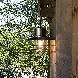 QAZQA Moderne Suspension/Lustre/Luminaire/Lumiere/Éclairage extérieure Shell 22 cm...